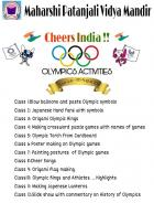 MPVM Olympics Activities 2021